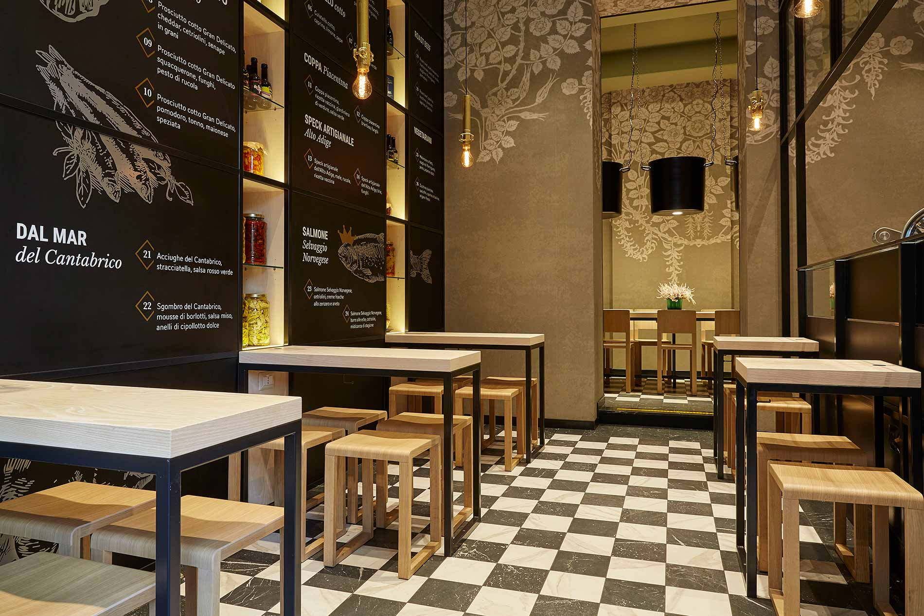 gourmand milano sandwich shop corso magenta